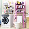 Полка-стеллаж напольный над стиральной машиной SweetHome, фото 7