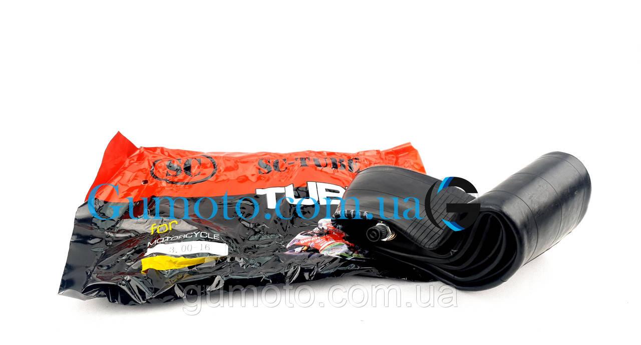 Камера мотоциклетная SC-TYRE 3.00-16