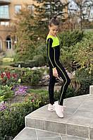 Комбинезон длинный рукав для гимнастики и хореографии