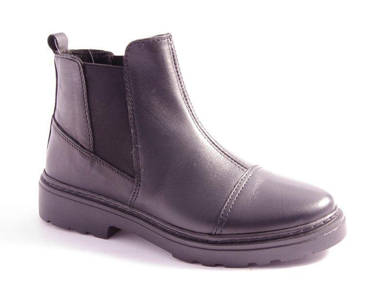 Ботинки женские черные Inblu HE-1V
