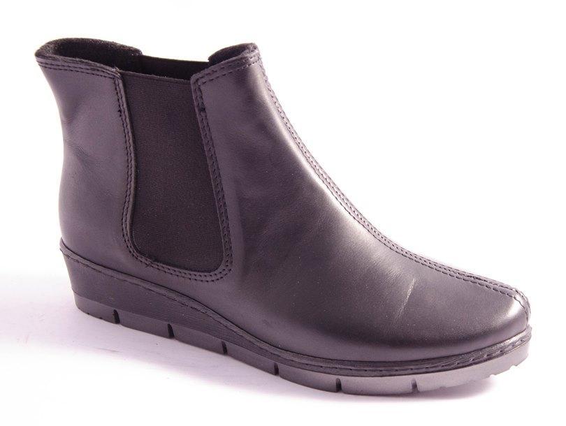 Ботинки женские черные Inblu TD-2D