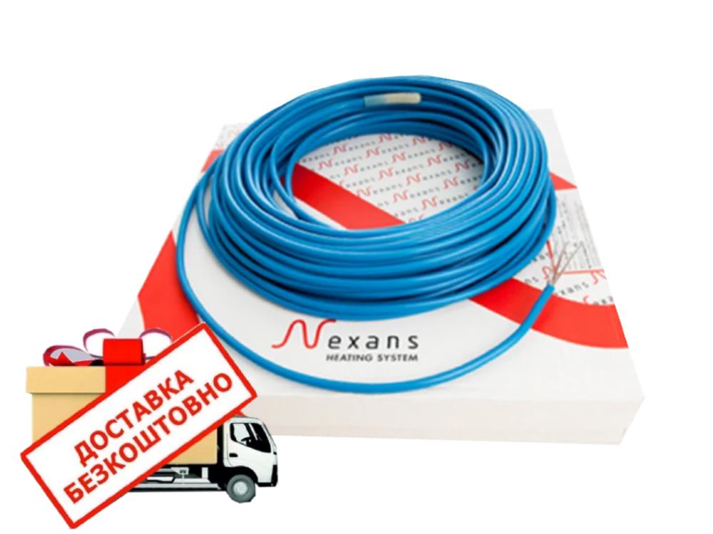 Одножильний гріючий кабель Nexans TXLP/1R (22,9 м) 640/28
