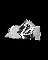 Крыза универсальная оцинковка - 0°-15° - диаметр Ø130/200
