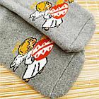 """Носки женские махровые новогодние высокие """"Стиль Люкс"""" размер 40-43 ангелочек ассорти 20039851, фото 7"""