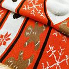 """Носки женские махровые новогодние высокие """"Стиль Люкс"""" размер 23-25 снеговик ассорти 20039837, фото 4"""