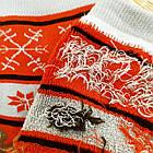 """Носки женские махровые новогодние высокие """"Стиль Люкс"""" размер 23-25 снеговик ассорти 20039837, фото 5"""