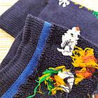 """Носки женские махровые новогодние высокие """"Стиль Люкс"""" размер 23-25 дед мороз на луне 20039820, фото 6"""