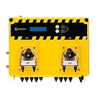 Дозирующая станция для бассейнов AquaViva PH+RX 1,5л/ч + Измерительный набор