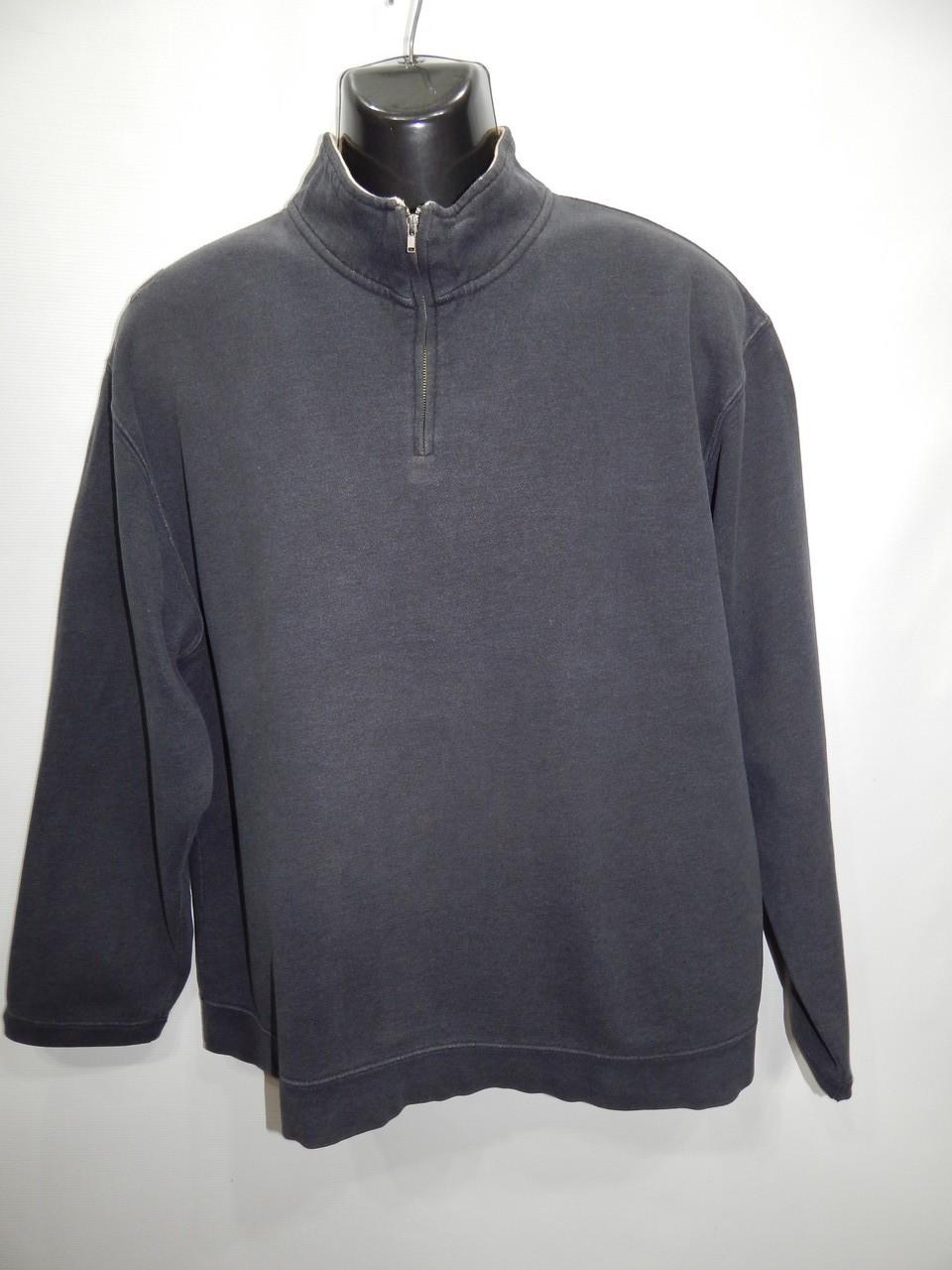 Мужская теплая кофта Croft&Barrow р.52-54 052SMT