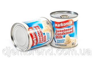 Сгущенное молоко с сахаром ТМ Markomilk, 397 гр.
