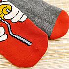 Новогодние носки женские внутри махра EKMEN 1321 Турция 36-41 размер ассорти 20039882, фото 4