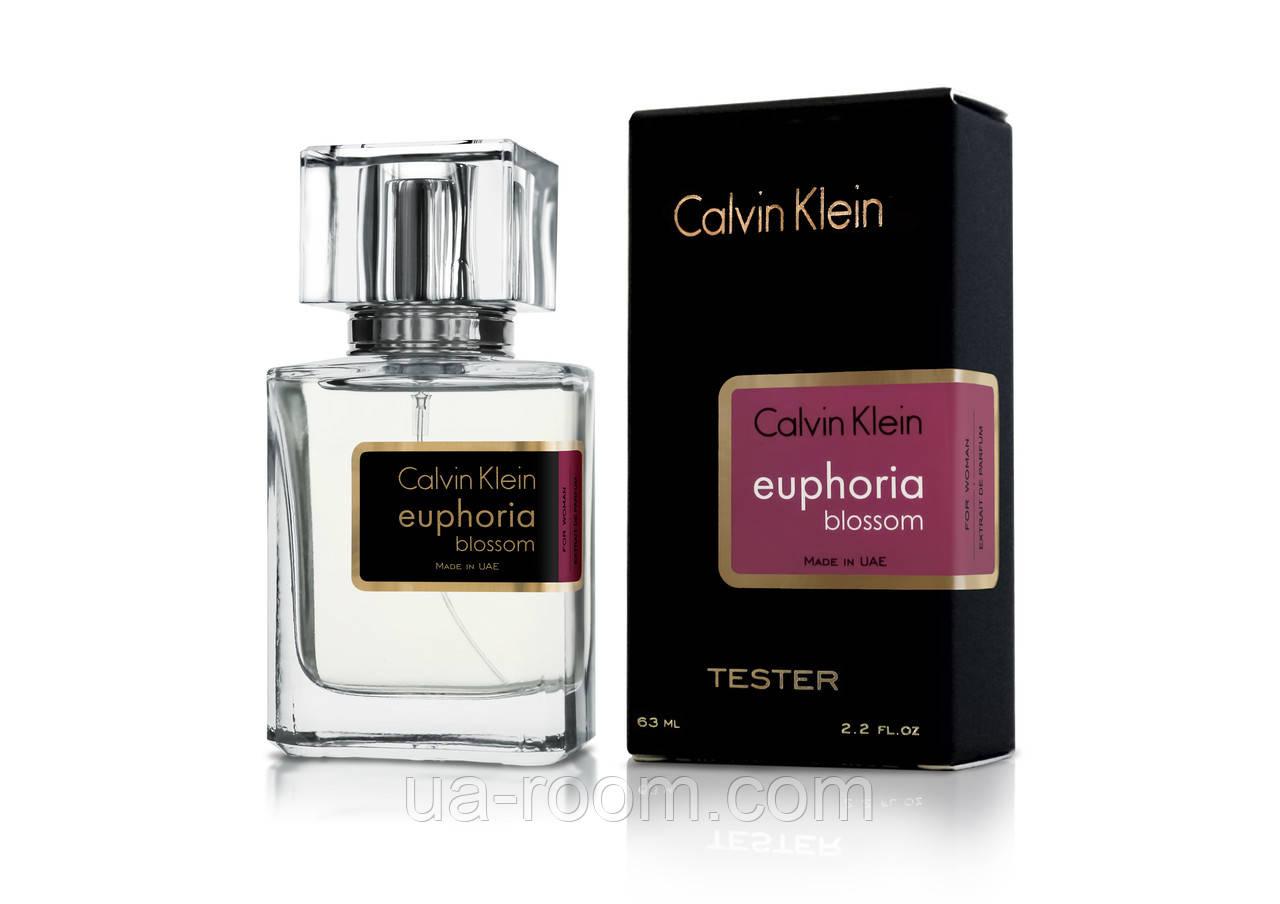 Тестер женский Calvin Klein Euphoria Blossom, 63 мл.