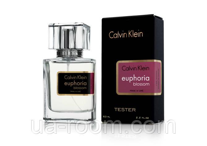Тестер женский Calvin Klein Euphoria Blossom, 63 мл., фото 2