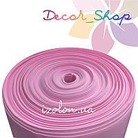 Цветной фоамиран для цветов TM Volpe Rosa 2мм 1,0 Светлая роза