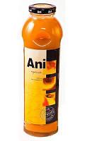 Сок ANI с мякотью персиковый 0,5л