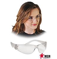 Защитные очки с защитой от брызгов MCR Safety (MCR-CHECKLITE)