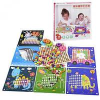 Деревянная игра Мозайка 33509
