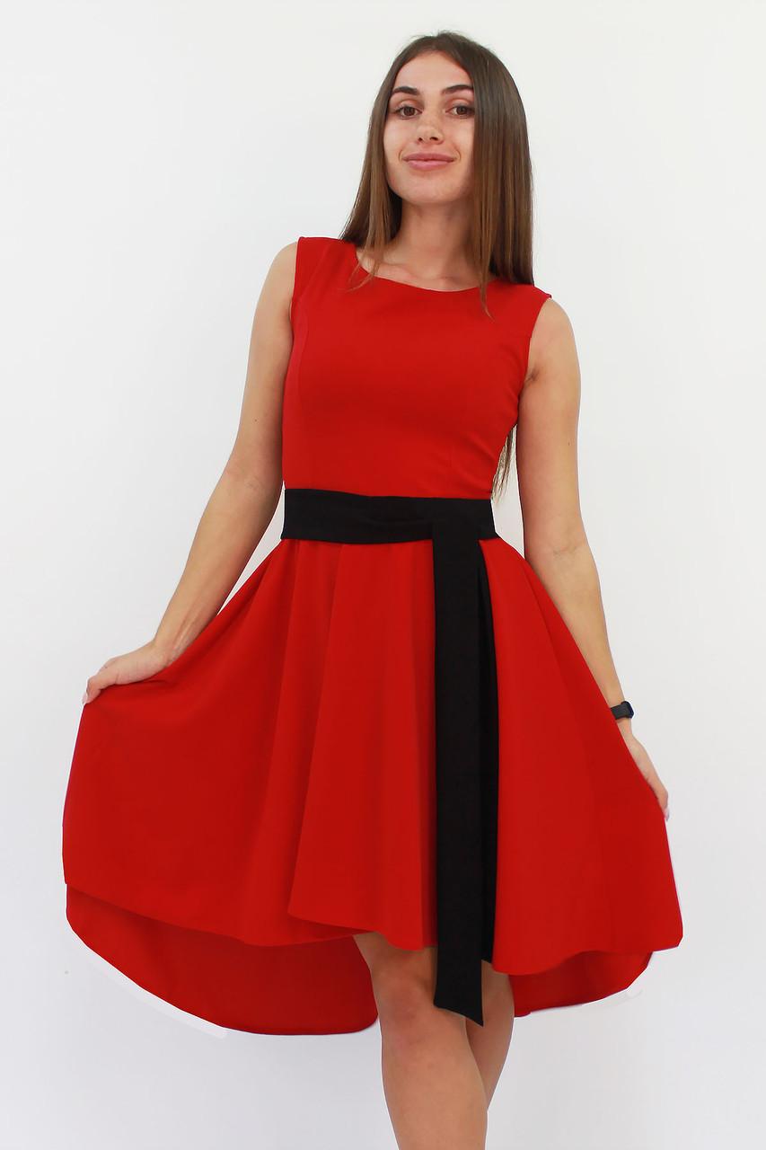 Вечернее женское платье Stefany, красный