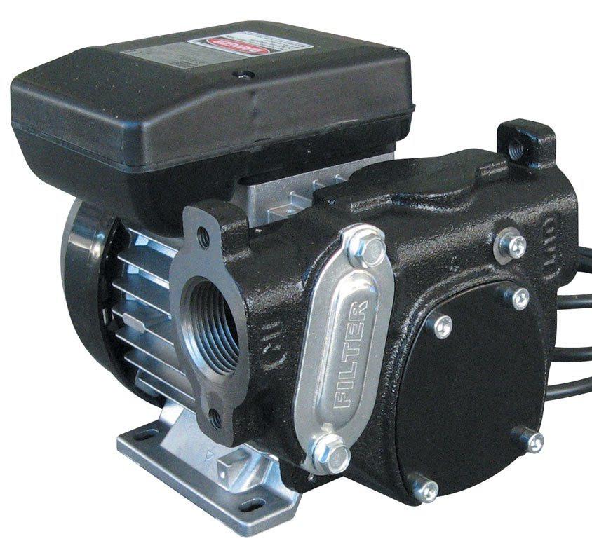 PANTHER 72 (PIUSI)  - насос для перекачки дизельного топлива 220 В, 72 л/мин