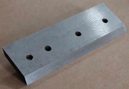 Нож для дробилки древесины BX-62, фото 2