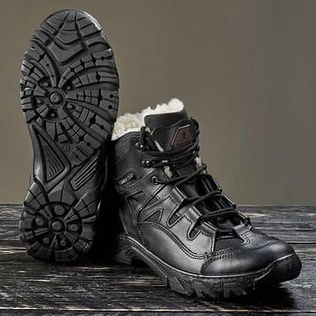 Черевики тактичні зимові -20°С VIPER black