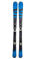 Лыжи Salomon SX 150 Black-Blue Б/У