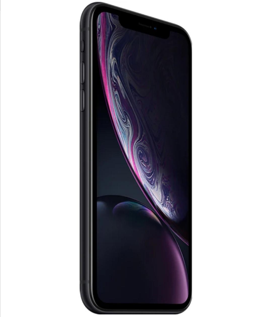 Смартфон Apple iPhone XR 128GB Black (MRY92) Refurbished
