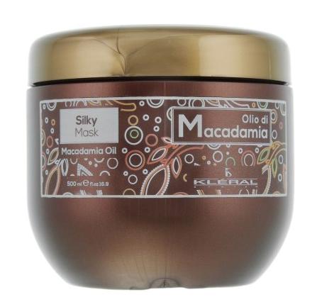 Маска-шелк для волос Kleral System Macadamia Silky Mask 1000 мл