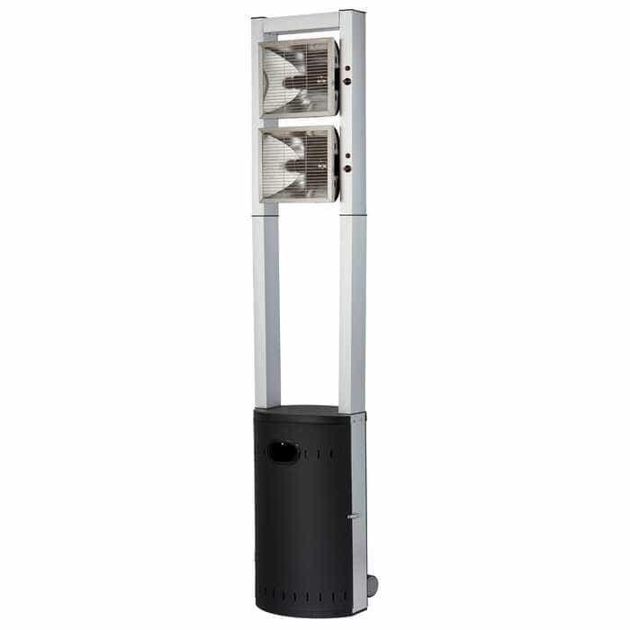 Уличный газовый инфракрасный обогреватель Enders Ecoline Pure,4 кВт