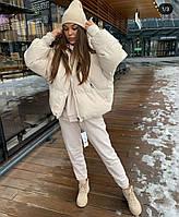Зимняяя теплая  женская  куртка новинка 2020, фото 1