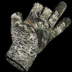 Перчатки камуфляжные StormWall PRO FL SEQUOIA