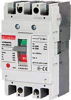 Шафовий автоматичний вимикач e.industrial.ukm.250S.100, 3р 100А