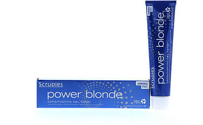 Тонер для волос Scruples Platinum Power Blonde Conditioning Gel Toner - Platinum (860P)