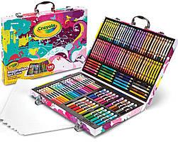 Большой набор для рисования Crayola Inspiration Art Case 140 предметов Уценка