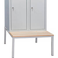 Лавочка для одежного шкафа СГ-4, лавочка в раздевалку