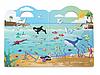 """Об'ємні багаторазові наклейки Melіssa & Doug """"Океан"""", фото 4"""