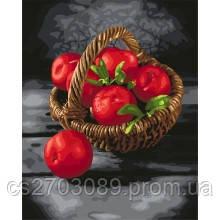 """Картина по номерам """"Яркие витамины"""" 40*50"""