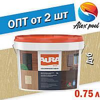 Aura Colorwood Aqua 0,75 л, дуб