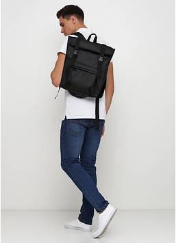 Рюкзак черный мужской Мужской рюкзак Мужской рюкзак Рюкзак для парня Модный мужской рюкзак