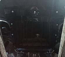 Защита двигателя Hyundai Sonata (2014-2017) Кольчуга