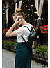 Рюкзак Sambag с глиттером черный, фото 4