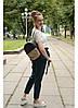 Рюкзак Sambag с глиттером черный, фото 5