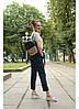 Рюкзак Sambag с глиттером черный, фото 7