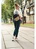 Рюкзак Sambag с глиттером черный, фото 8