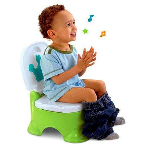 """Музыкальный горшок """"Королевский"""" Горшок для детей Детский горшок Горшок для ребенка"""