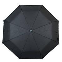 Зонт Автомат Мужской понж  16301C-6  black.Мужские зонты дешево оптом и в розницу в Украине.