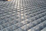 """Сетка """"Армопояс"""" 50*50мм ф4,00 1,0Х2,0 м (16x34 прутків), фото 3"""
