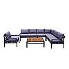 "Комплект мебели для сада мягкий ""Капри"""