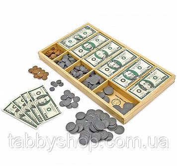 Набір іграшкових грошей Melissa & Doug