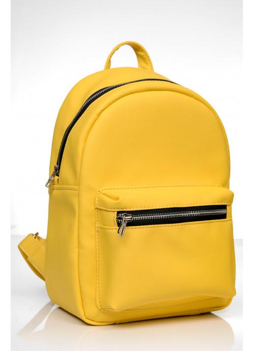Женский рюкзак Sambag Talari SD желтый